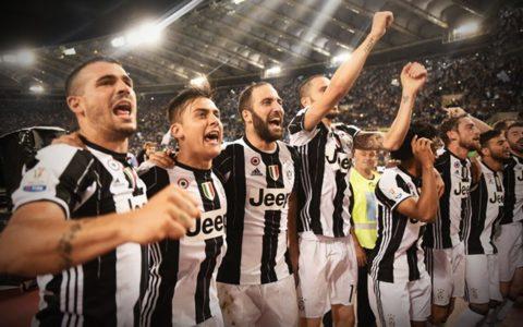 Juve Campione d'Italia